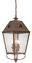 Minka-Lavery 72425-212 - 4 Light Chain Hung