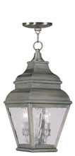 Livex Lighting 2604-29 - 2 Light VPW Outdoor Chain Lantern
