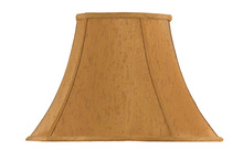 CAL Lighting SH-1121 - SQUARE STRETCHED FABRIC SHADE