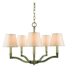 Golden 3500-5 AB-PMT - Chandelier