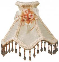 Royal Designs, Inc. NL-101 - Neutral Lace Designer Beaded Night Light