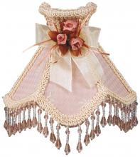 Royal Designs, Inc. NL-102 - Pink Lace Designer Beaded Night Light