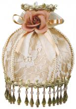 Royal Designs, Inc. NL-107 - Gold   Neutral Designer Beaded Night Light