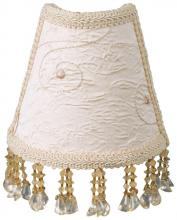 Royal Designs, Inc. NL-110 - Beige Textured Designer Beaded Night Light