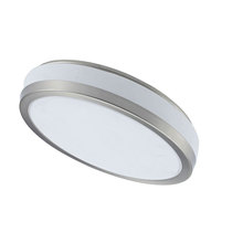 Dainolite CFLED-6016-SC - Ceiling Flush 19W, Satin Chrome